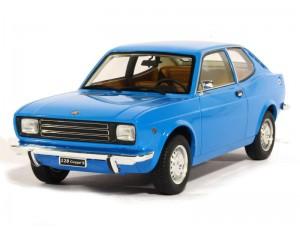 Fiat 128 Coupé 1100S 1972