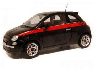 Fiat 500 Sport 2007