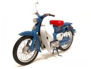 Honda C100 Super Cub 1959