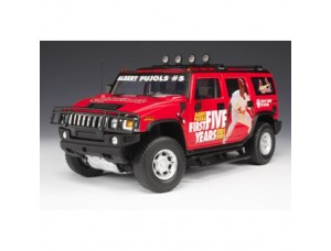 Hummer H2 - Albert Pujols - St. Louis Cardinals