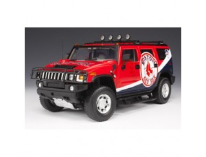 Hummer H2 - Boston Red Sox