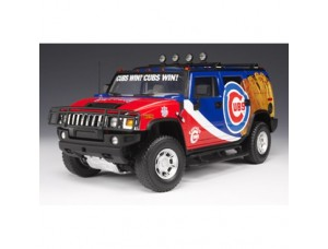 Hummer H2 - Chicago Cubs