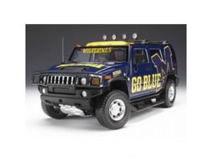 Hummer H2 Michigan Wolverines
