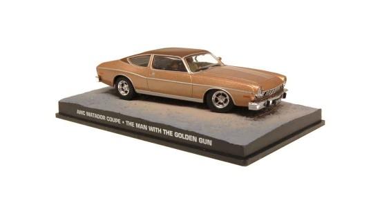 Масштабная модель AMC Matador Coupe из фильма Агент 007