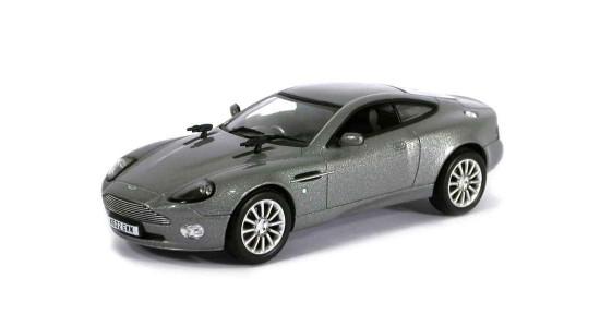 Масштабная модель Aston Martin Vanquish из фильма Агент 007