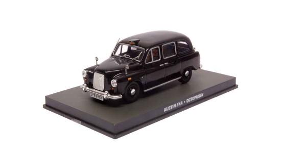 Масштабная модель Austin FX4 из фильма Агент 007