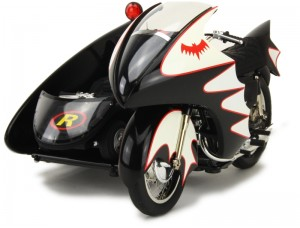 Batmobile Batcycle Sidecar 1966