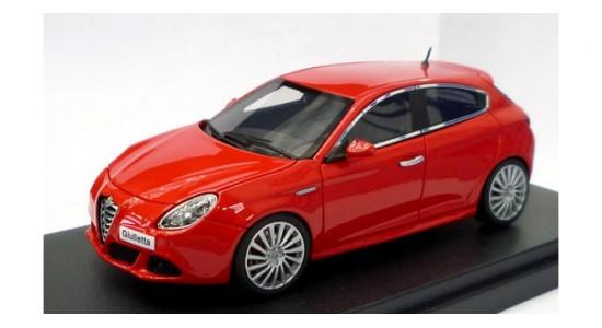 Масштабная модель Alfa Romeo Giulietta из фильма Форсаж 6
