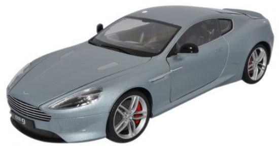 Масштабная модель Aston Martin DB9 из фильма Форсаж 6