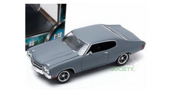 Масштабная модель Chevelle SS 1970 из фильма Форсаж 4