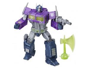 Фигурка Оптимус Прайм - Вселенная Transformers Shattered Glass Cybertron